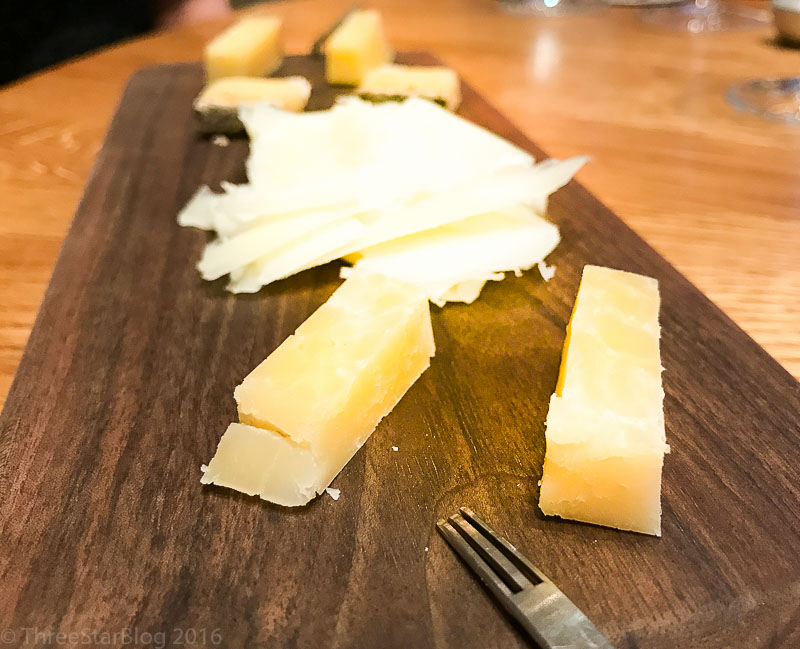 Course 4: Cheeses Part 1, 7/10