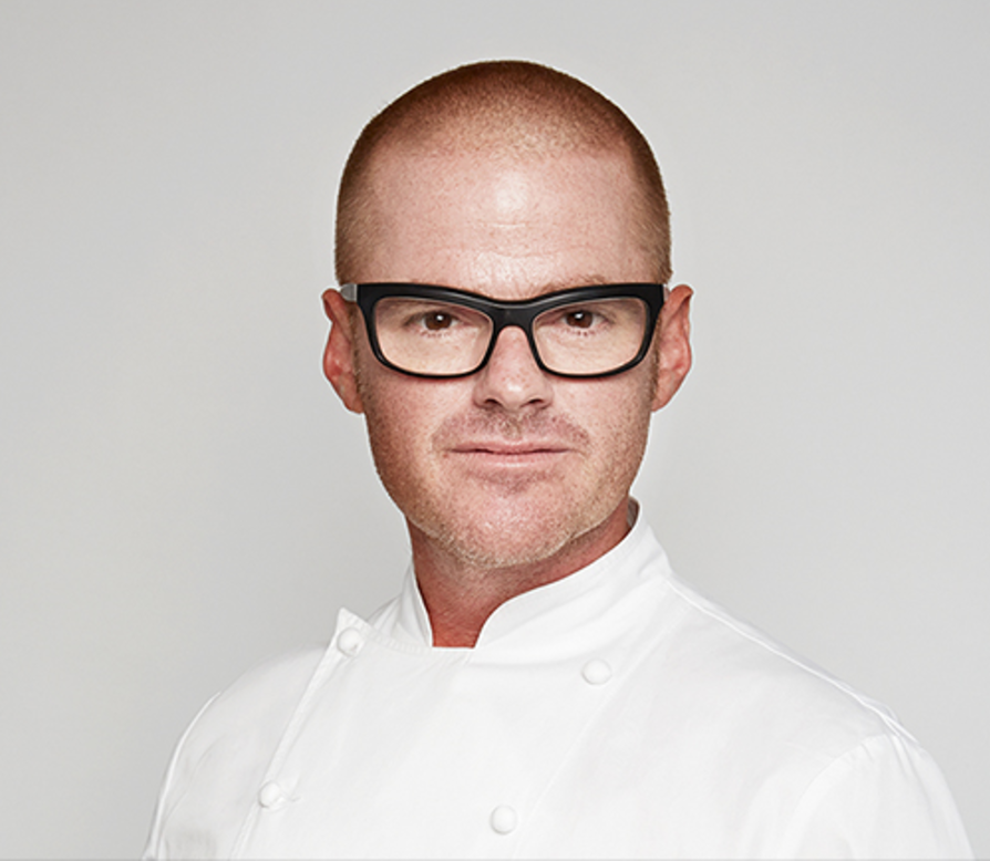 Heston Blumenthal. Credit: CNN