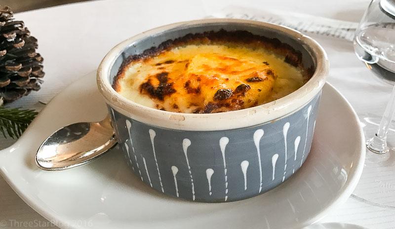 Course 4B: Gratin + Beaufort Cheese, 9/10