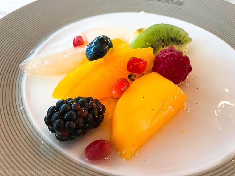 Course 4B: Fresh Fruit