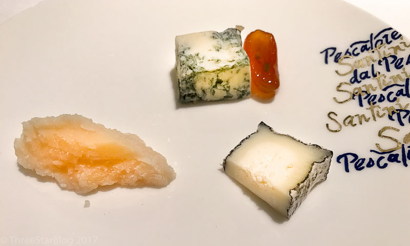 Course 10: Cheese, 9/10