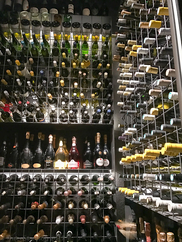 Display Wine Case