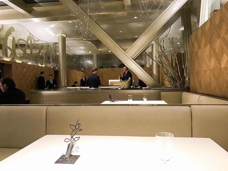 Lasarte Dining Room