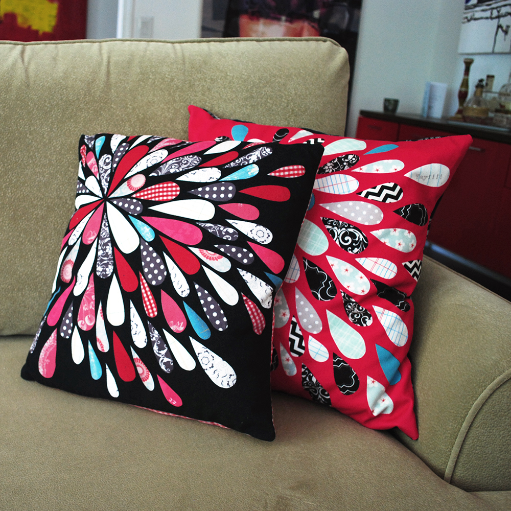 Pillows by Jennifer Johansson