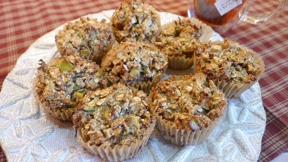 Starch up your Garden Zucchini Muffins.jpg