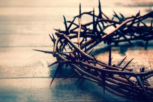 GOOD FRIDAY (4/19) - STATIONS OF THE CROSS @ 3PMLITURGIES AT 5PM AND 7PM.