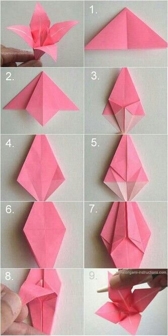 Origami Lily - YouTube | 666x333