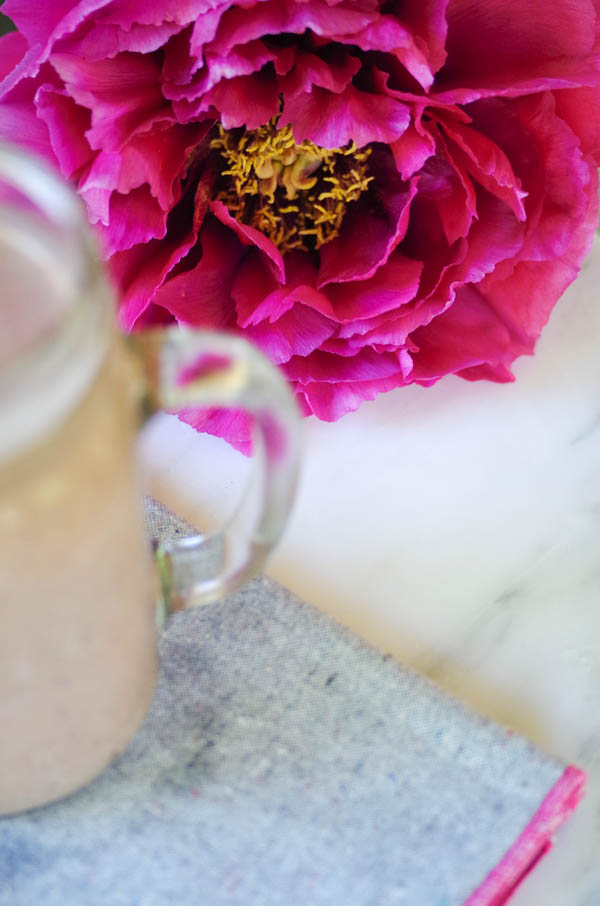 beautiful peony, by Beautiful Ingredient