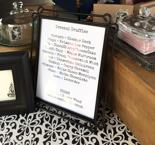 Trevani Truffles
