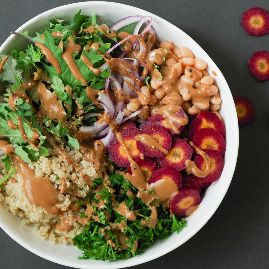 easy-vegan-buddha-bowl