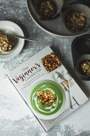 Book review recipe healthy breakfast muffins from the veginners the veginners cookbook by bianca haun amp sascha naderernbspnbspphoto forumfinder Images