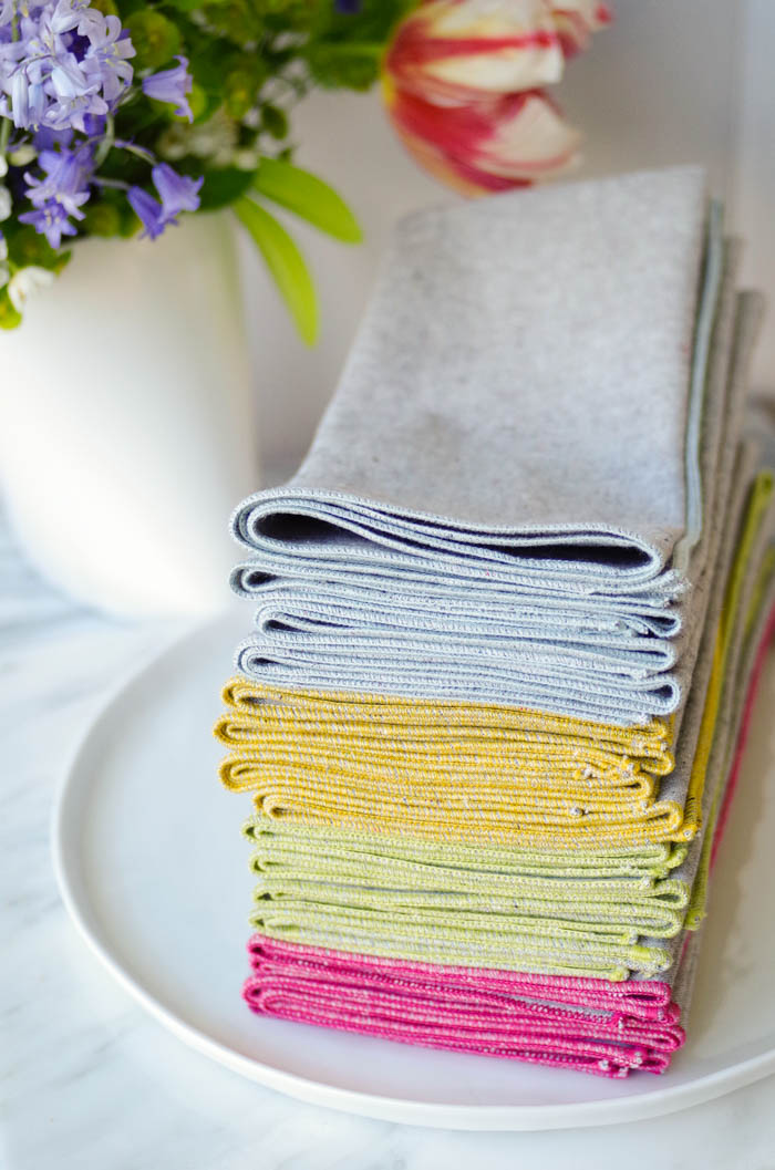 springy Organic Napkins by Beautiful Ingredient