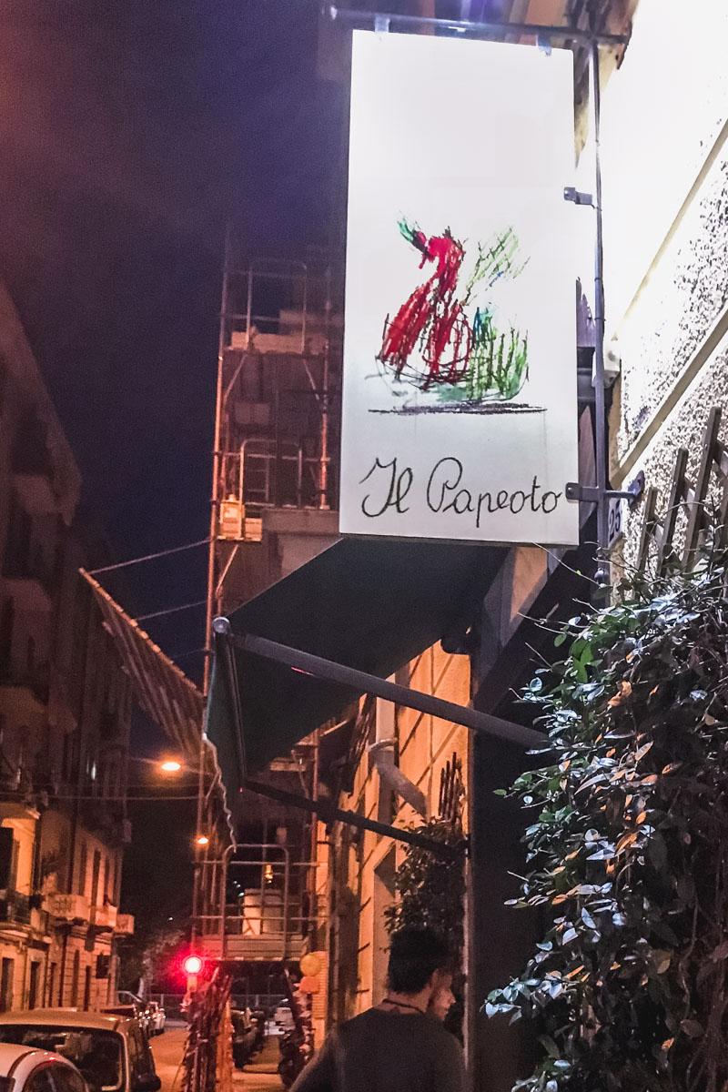 Il Papeoto, a wonderful vegetarian restaurant in La Spezia. Photo by Kari | Beautiful Ingredient.