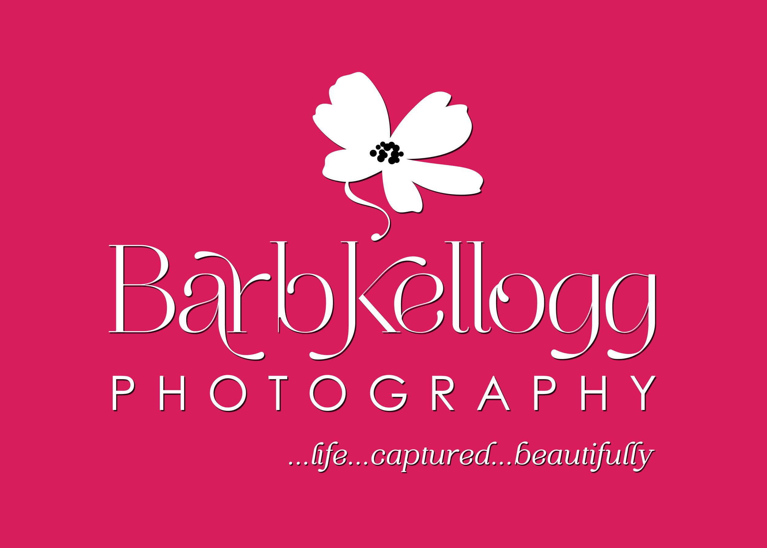 Barb Kellogg Photography sign