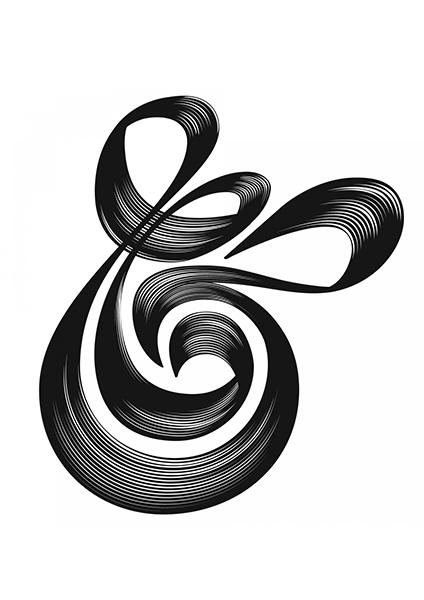 002. Ampersand by  ErikMarinovich