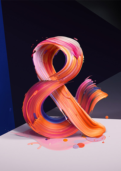 006. Ampersand by  Pawel Nolbert