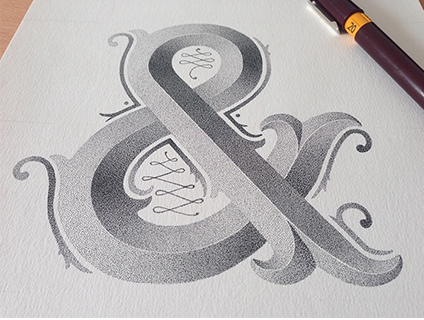 008. Ampersand by  Xavier_Casalta