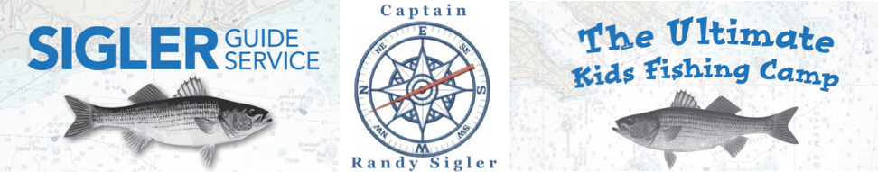 Sigler Guide Service - Family & Kids Fishing Charters on Boston's North Shore