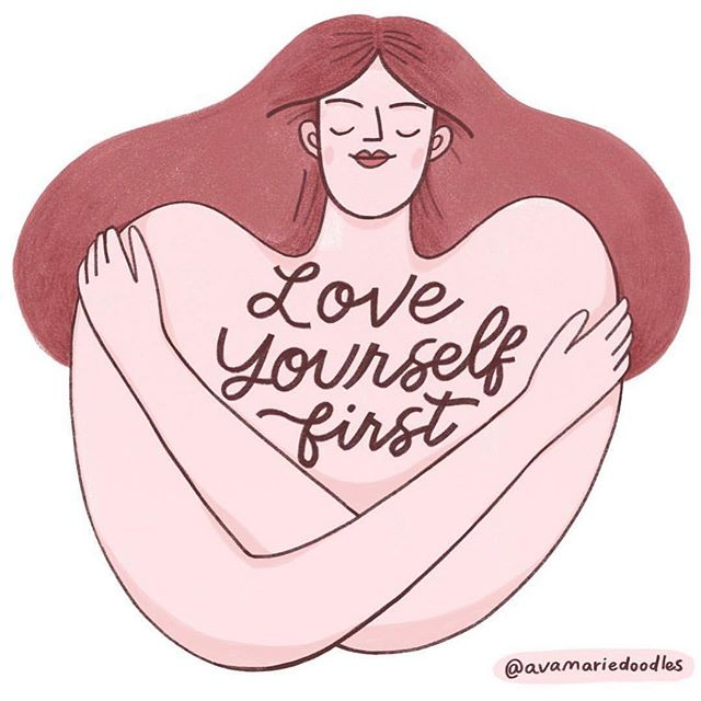 Happy International Women's Day! Remember to lift each other up today and always 💕 (art by @avamariedoodles )