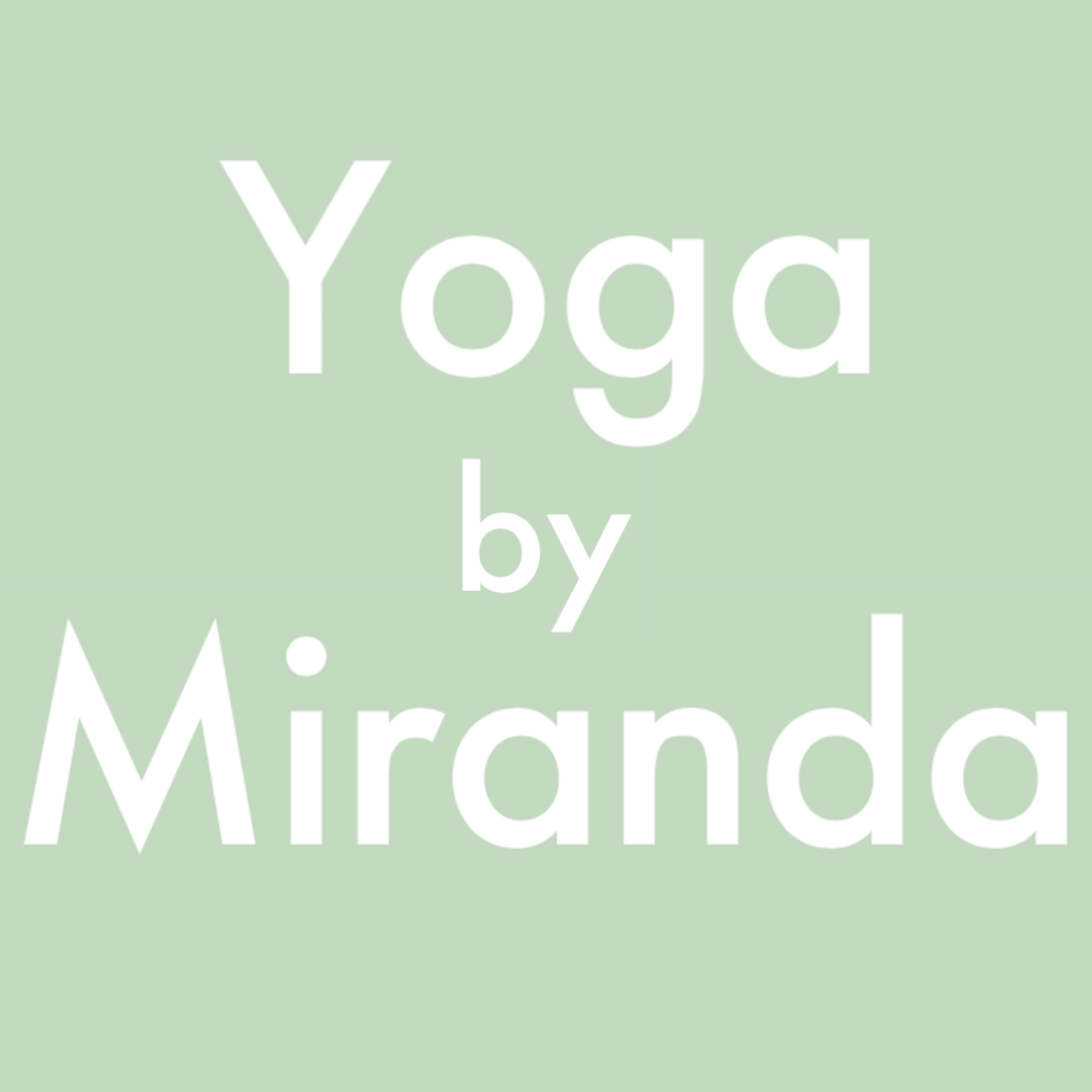 Yoga by Miranda