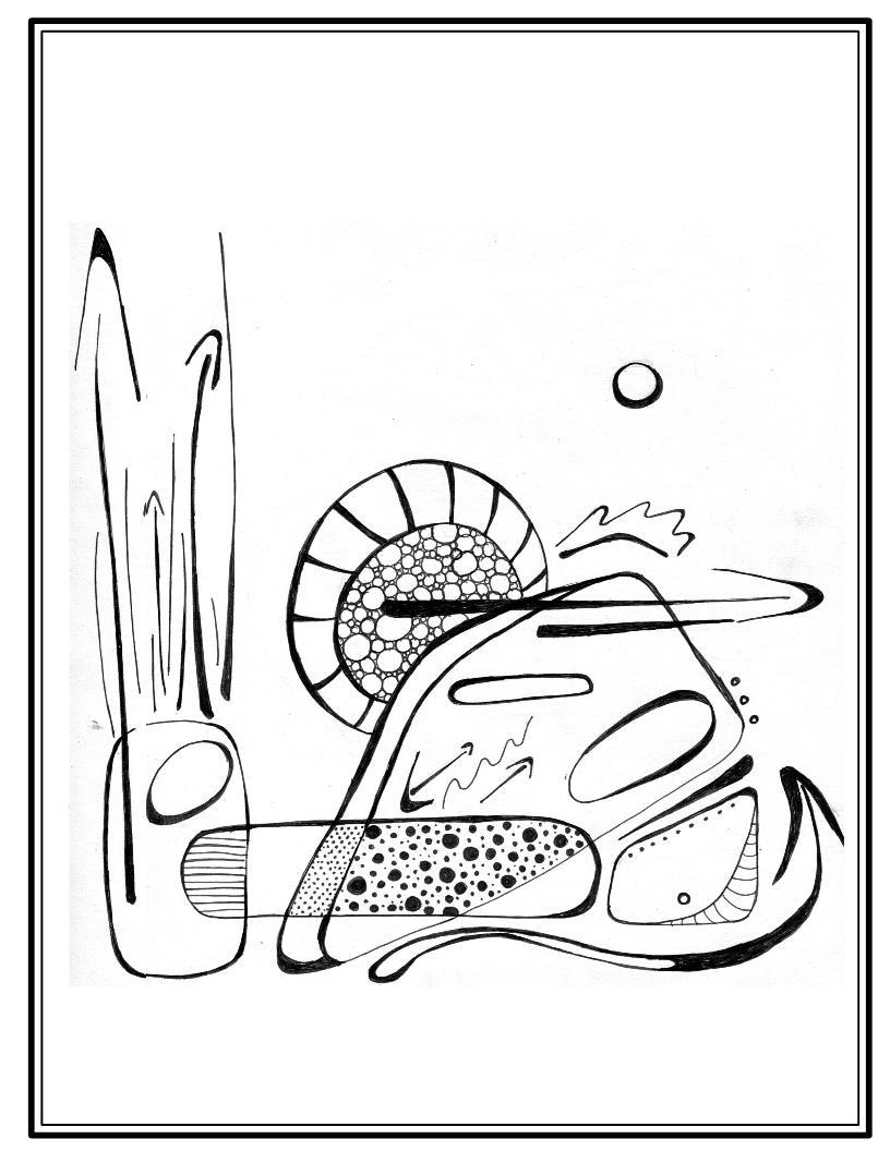 Scribble Galaxy