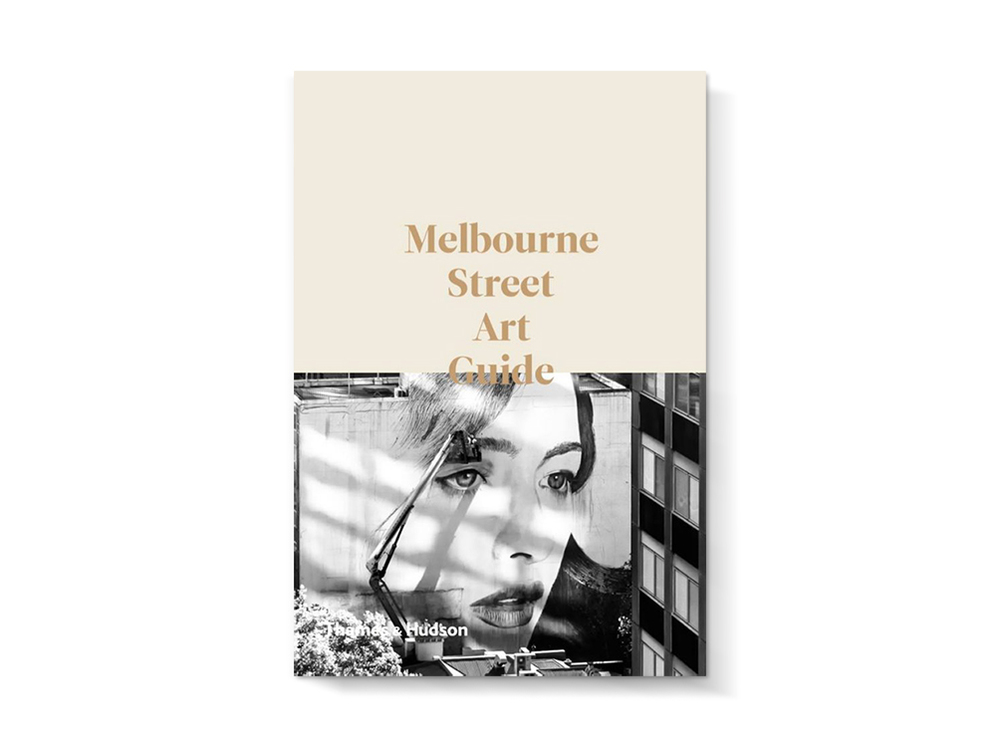 Thames and Hudson just published the Melbourne Street Art Guide which I am a featured artist in. Quite a nice little book and good price at around AUS$25. Lovely!  Thanks Thames & Hudson.