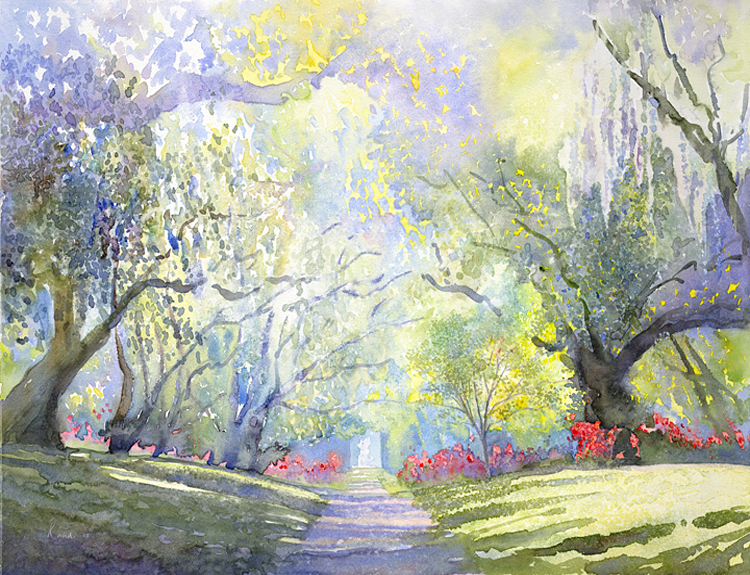 Live Oaks Alley - (Sold)
