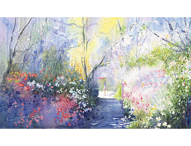 Springing - (Sold)