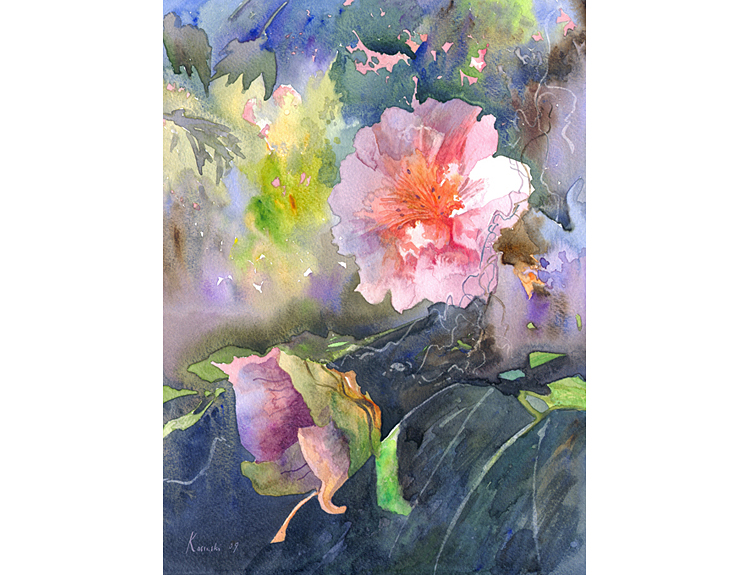 Camelia - (Sold)
