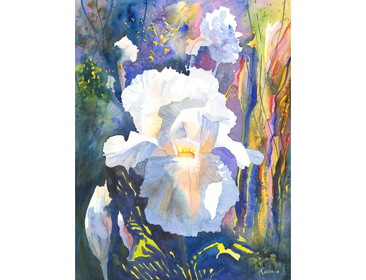 Iris - (Sold)