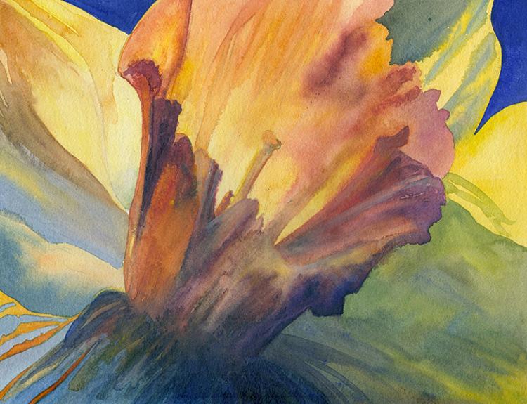 Daffodil - (Sold)