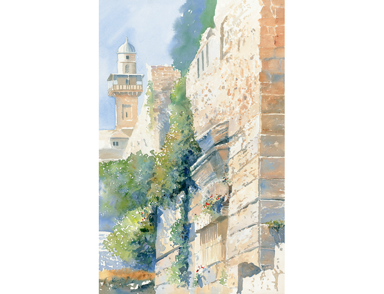 Western Wall, Jerusalem - (Sold)