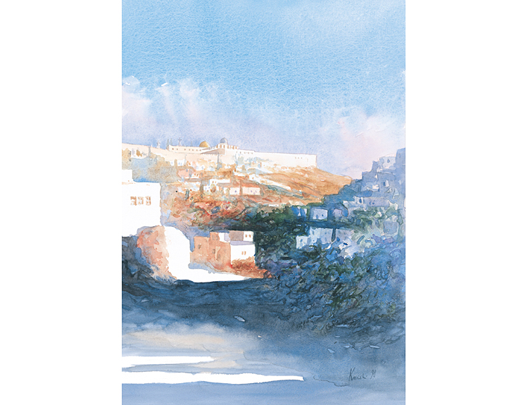 Jerusalem and City of David - (Sold)