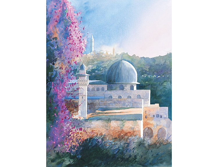 al-Aqsa, Jerusalem - (Sold)