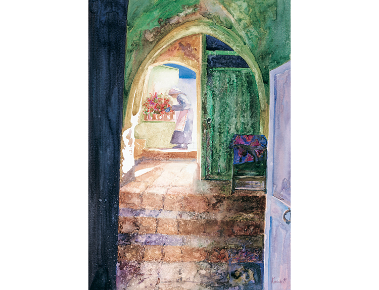 Armenian Quarter, Jerusalem - (Sold)