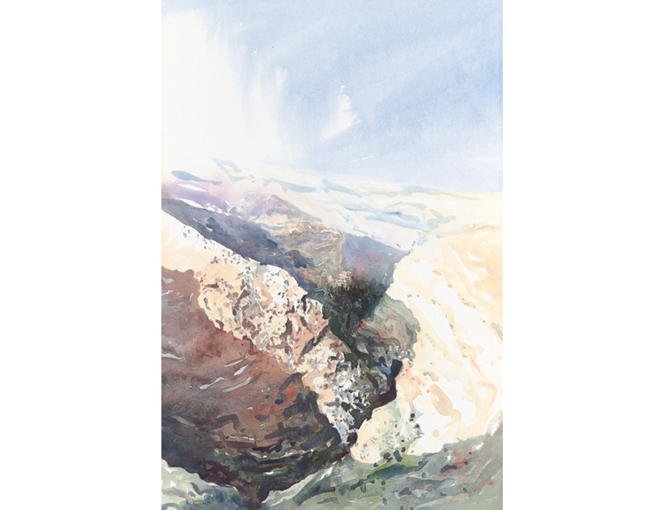 Wadi Kelt (Sold)