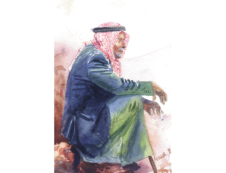 Shepherd (Sold)