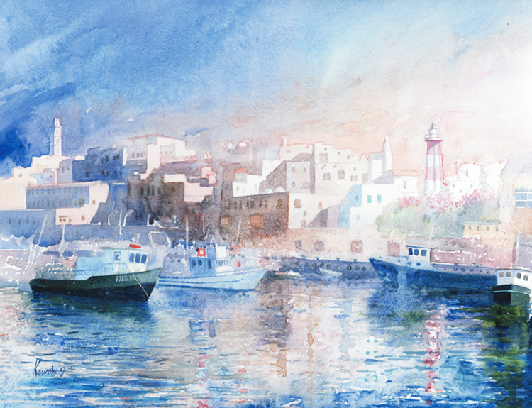 Jaffa Port (Sold)