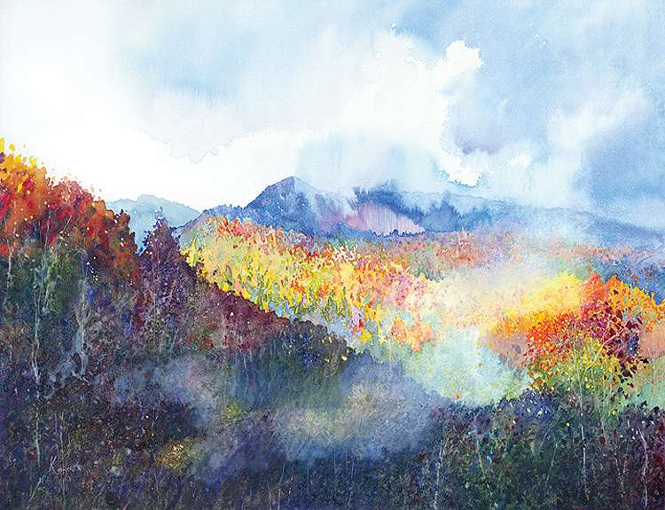 Grandfather Mountain, NC - (Sold)