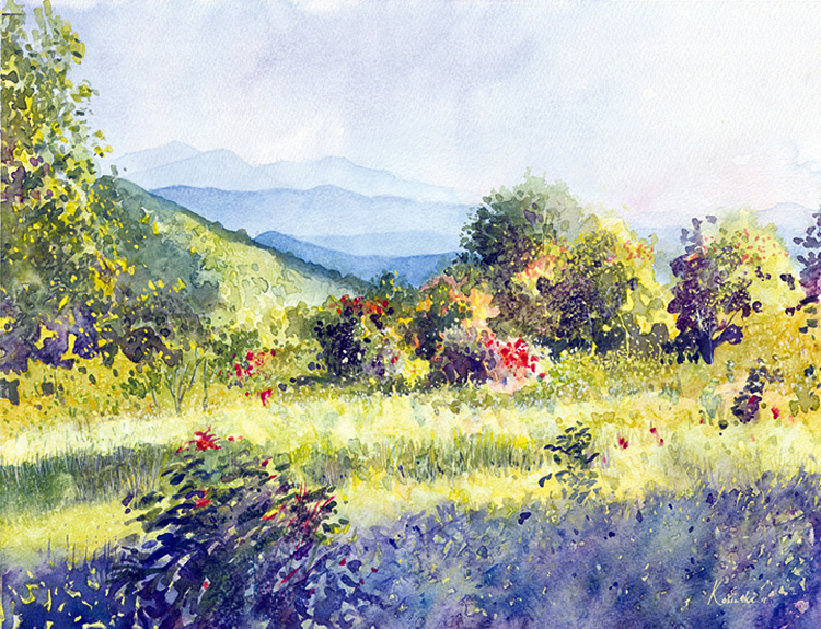 Grayson Highlands, VA - (Sold)