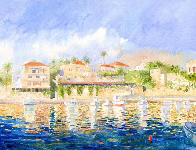 Byblos, Lebanon (Sold)