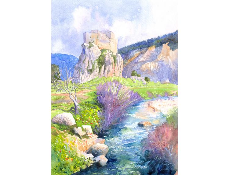 Musalayha Castle, Lebanon (Sold)