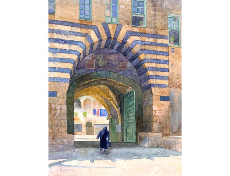 Khan al-Mina, Tripoli, Lebanon (Sold)