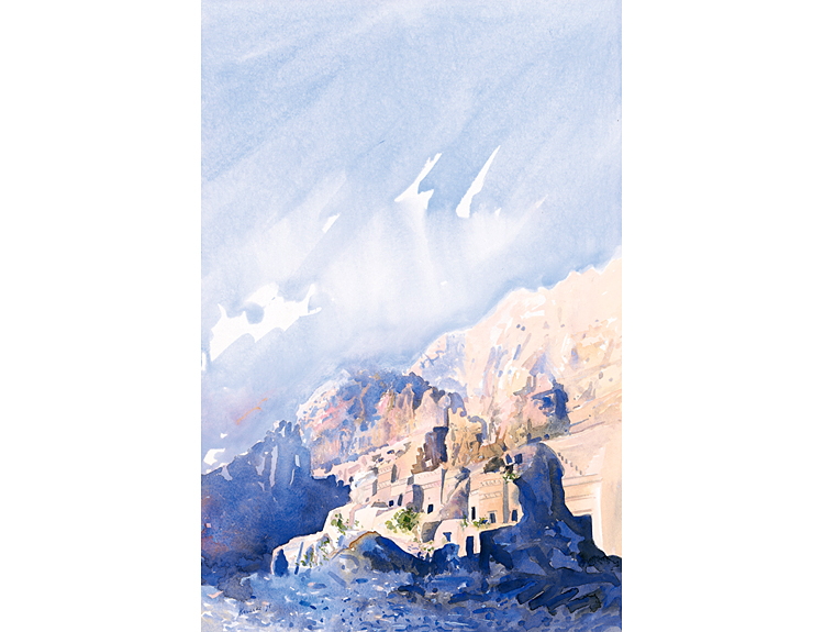 Petra (Sold)