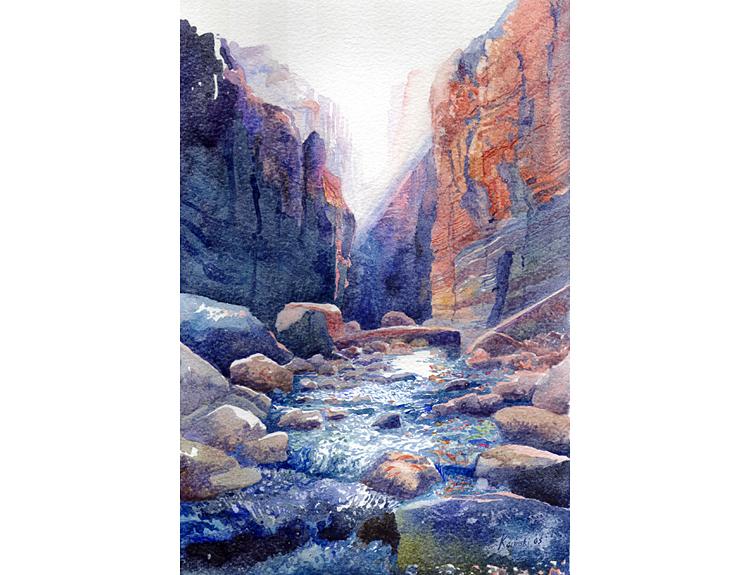 Wadi Mujib, Jordan (Sold)