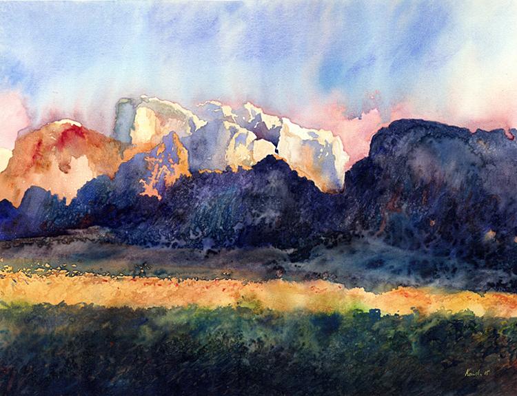 Wadi Rum (Sold)