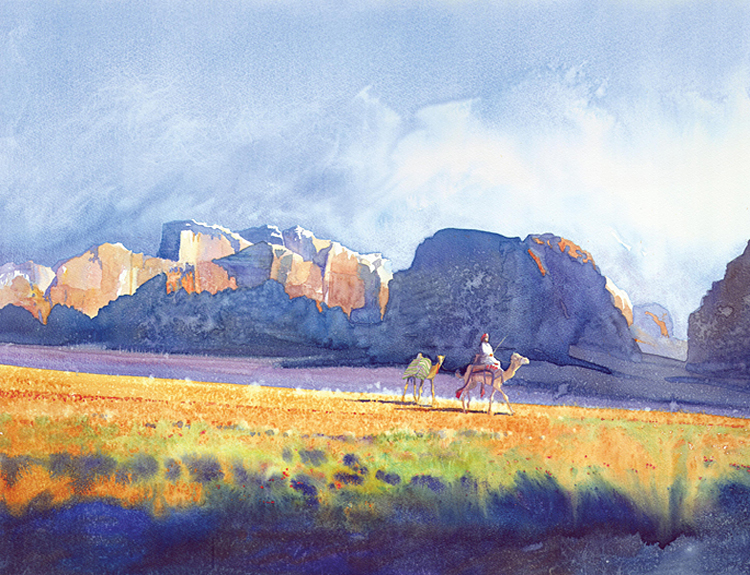 Wadi Rum 1 (Sold)