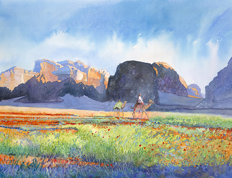 Wadi Rum 2 (Sold)