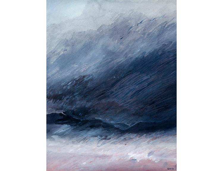 Desert Storm, Sinai (Sold)