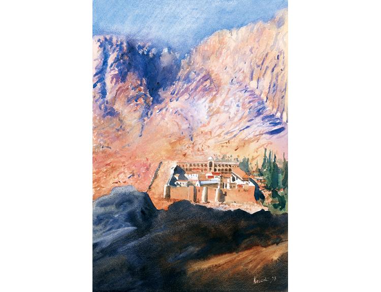 Santa Katerina (Sold)